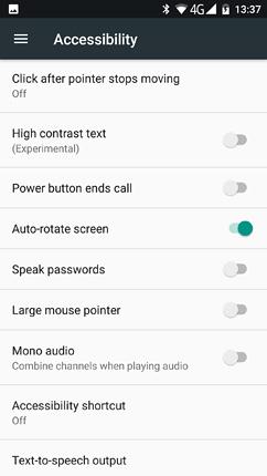 Oukitel K10000 Pro Review - OS, UI, Settings menu, applications