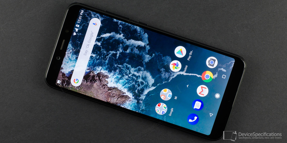 Xiaomi Mi A2 Review - Design and layout