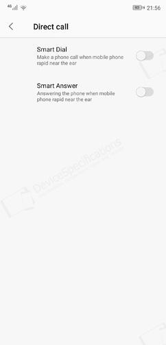 Ulefone Armor 6 Review - OS, UI, Settings menu, applications
