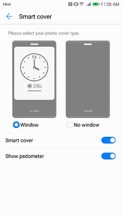 Huawei P10 Review - OS, UI, Settings menu, applications