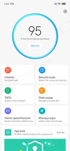 Xiaomi Redmi Note 7 Pro Review - OS, UI, Settings menu