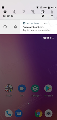 UMIDIGI One Max Review - OS, UI, Settings menu, applications
