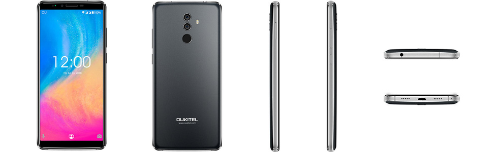 Oukitel K8 Review