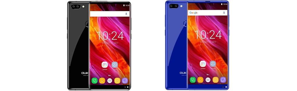 Oukitel Mix 2 Review