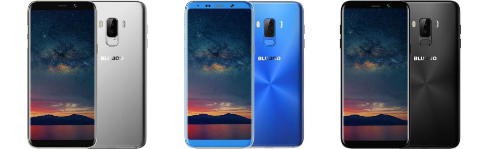 Bluboo S8+ Review