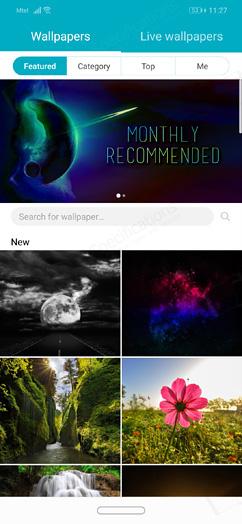 Huawei Honor Play Review - OS, UI, Settings menu, applications