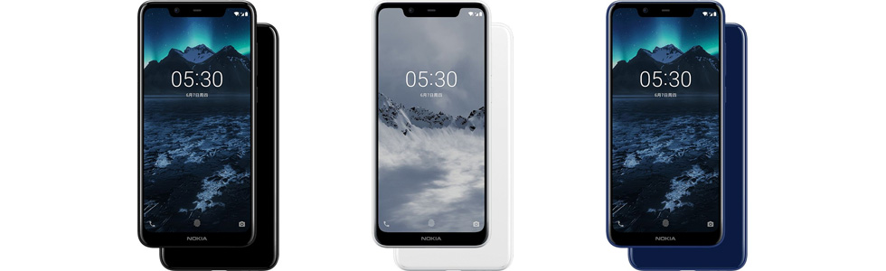 Nokia X5 (Nokia 5.1 Plus) Review