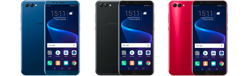 Huawei Honor V10 Review