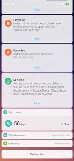 Xiaomi Redmi Note 7 Review - OS, UI, Settings menu, applications