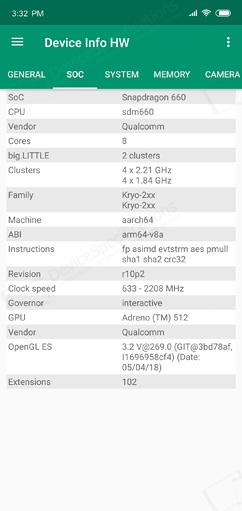 Redmi 4x Arm64