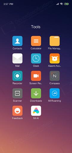 Xiaomi Mi 8 Lite Review - OS, UI, Settings menu, applications