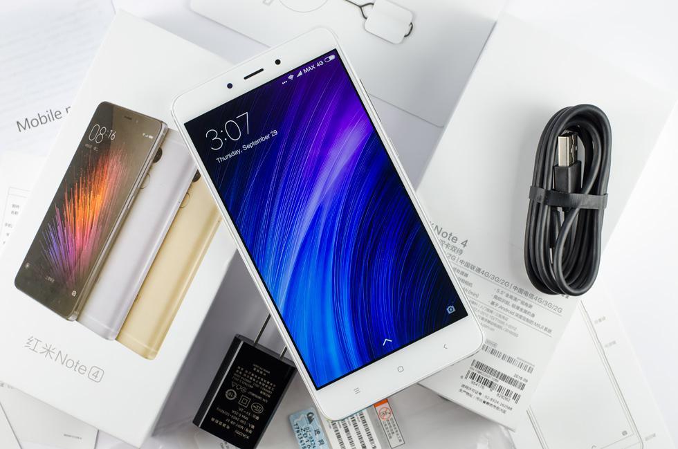 Xiaomi Redmi Note 4 16GB Review