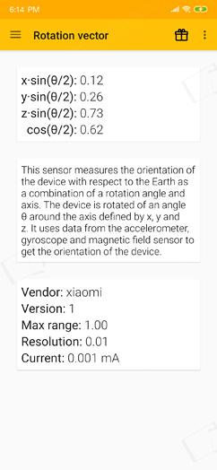 Xiaomi Mi MIX 3 Review - Sensors