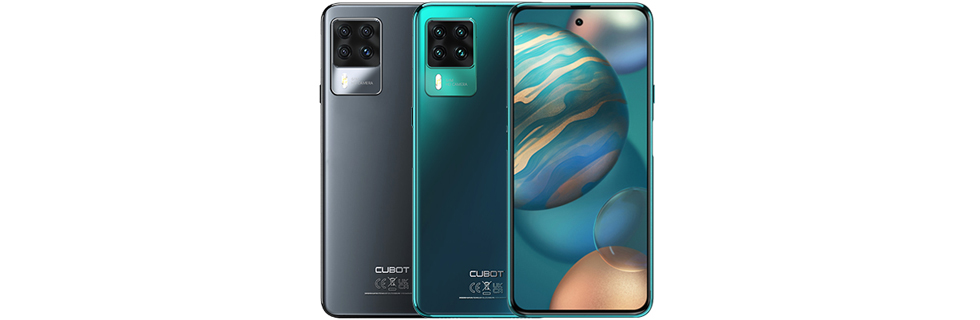 Cubot X50 Review