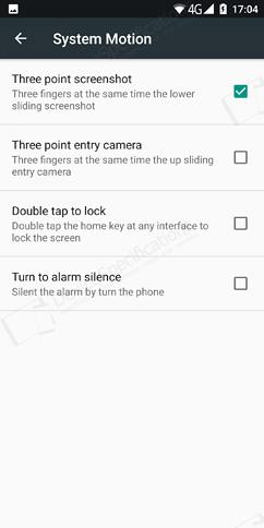 Ulefone Power 3 Review - OS, UI, Settings menu, applications