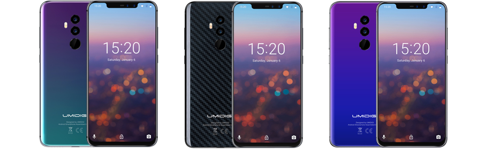 UMIDIGI Z2 Special Edition Review