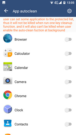 Doogee S30 Review - OS, UI, Settings menu, applications