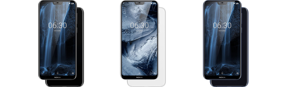 Nokia X6 / Nokia 6.1 Plus Review