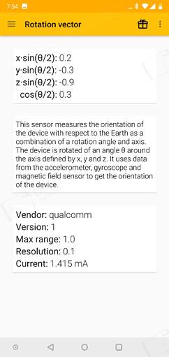 OnePlus 6 Review - Sensors
