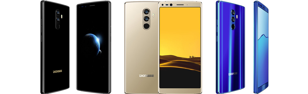 Doogee Mix 2 Review