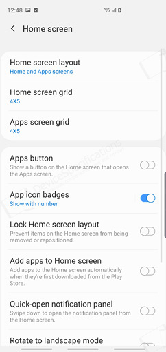 Samsung Galaxy S10+ Review - OS, UI, applications, settings