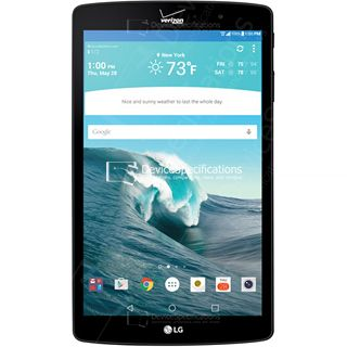 LG G Pad X8 3 - Specifications