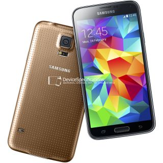Samsung Galaxy S5 - Specifications