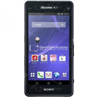 Sony Xperia A2 SO-04F - Specifications