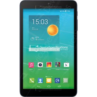 Alcatel OneTouch Pixi 3 (8) 3G - Specifications