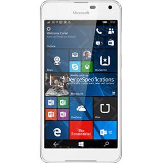 Microsoft Lumia 650 Características Y Especificaciones