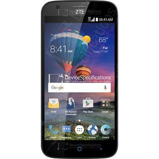 ZTE ZMax Champ - Specifications