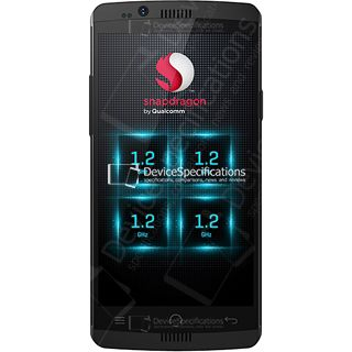 NUU Mobile X1 - Specifications