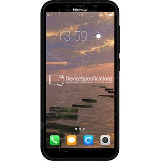 HiSense Infinity F17 Pro - Specifications