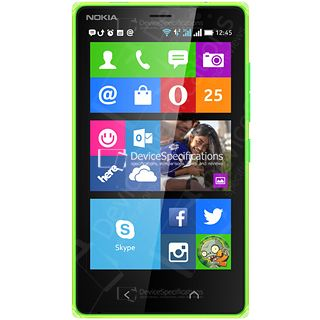Nokia X2 - Specifications