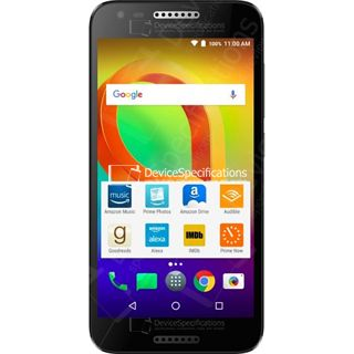 Alcatel A30 - Specifications