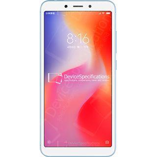 Xiaomi Redmi 6 - Specifications