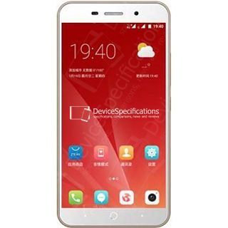 ZTE Blade A602 - Specifications