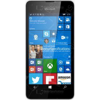 Microsoft Lumia 550 Características Y Especificaciones