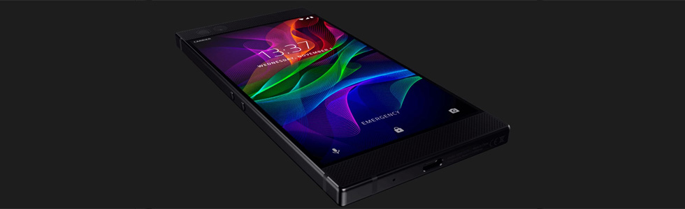 Razer will launch a new device with a Qualcomm chipset by the end of 2018 says Razer Global VP