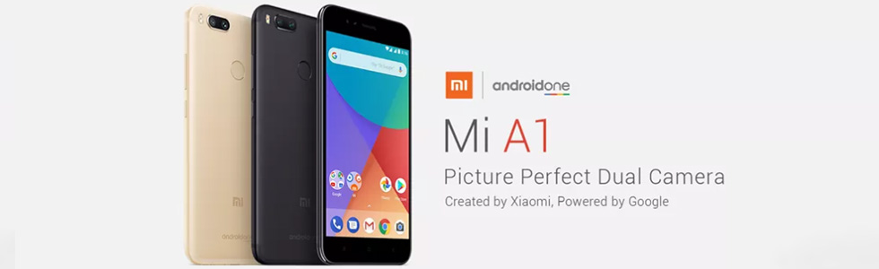 Xiaomi Mi A1 is official with Android One, Snapdragon 625 and dual rear cameras