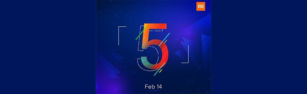 Xiaomi will launch the Redmi 5 and Redmi 5 Plus in India on February 14th