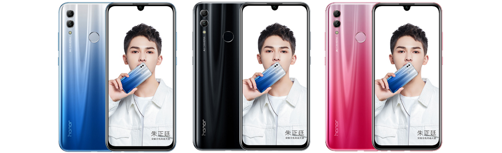 Huawei Honor 10 Lite (Honor 10 Youth Edition) is launched with a Kirin 710 chipset, GPU Turbo 2.0, AI cameras
