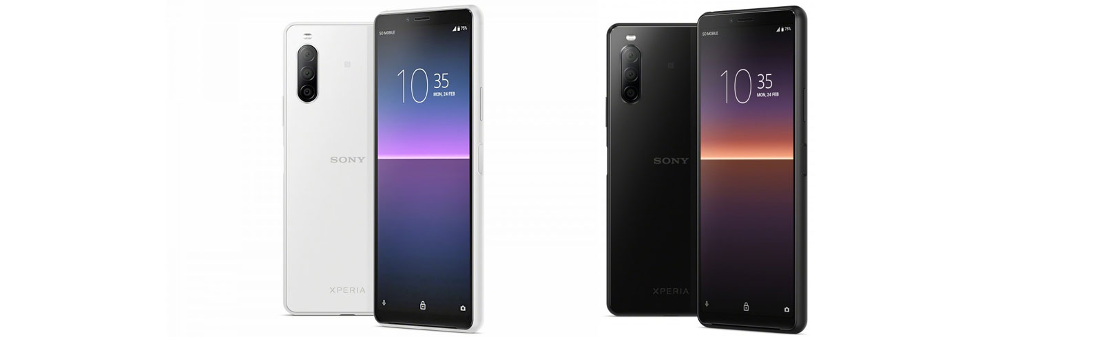 """Sony Xperia 10 II goes official with Snapdragon 665, 6"""" OLED FHD+ display"""