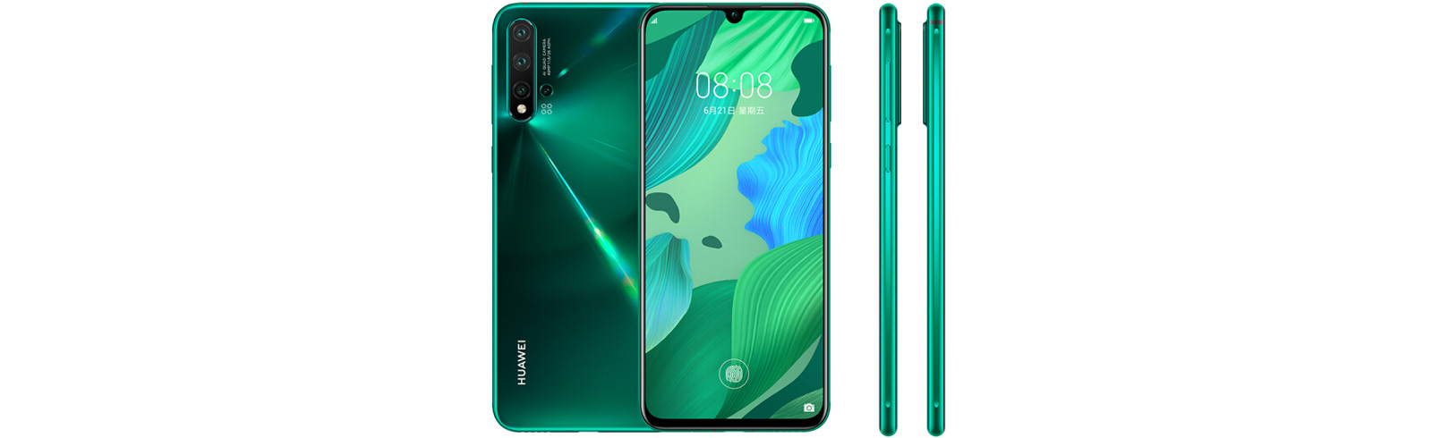 Huawei nova 5 Pro listed on JD, official photos in tow