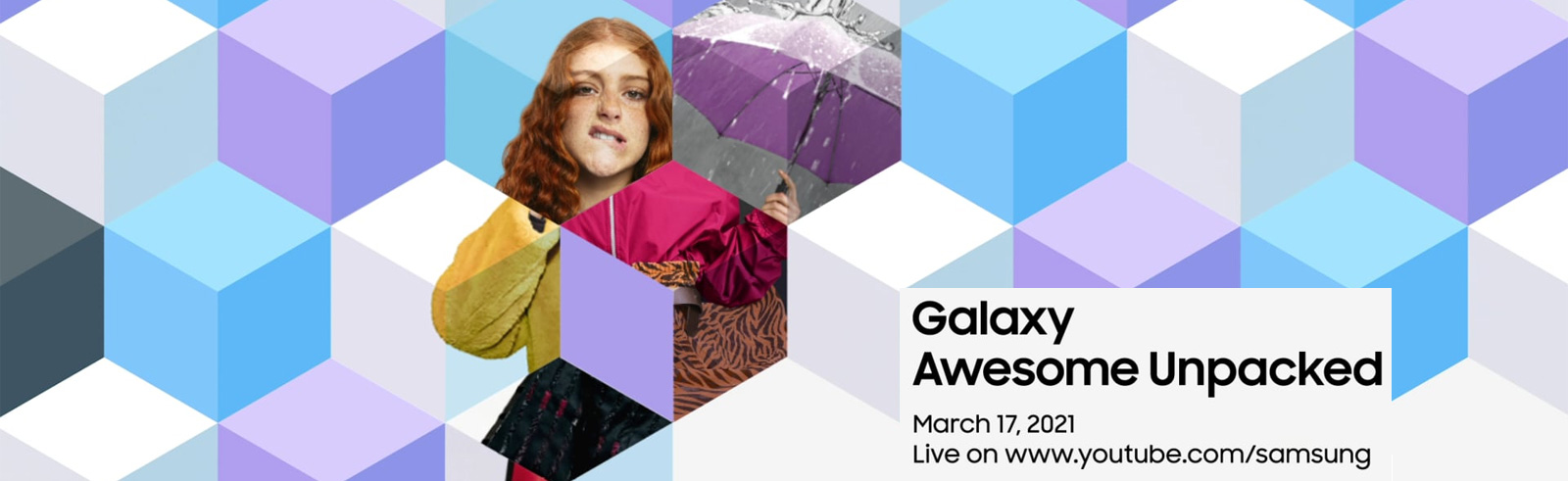 Samsung schedules a Galaxy Awesome Unpacked event for March 17, Galaxy A52 and Galaxy A72 expected