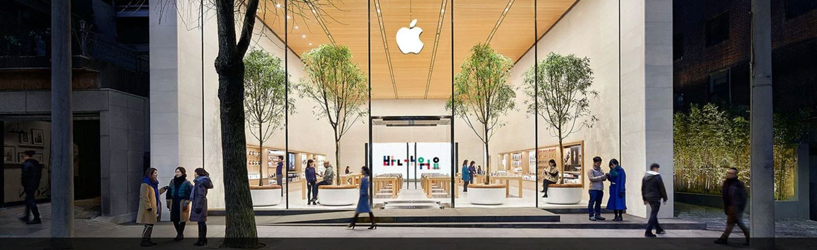 Apple will reopen its only store in South Korea tomorrow