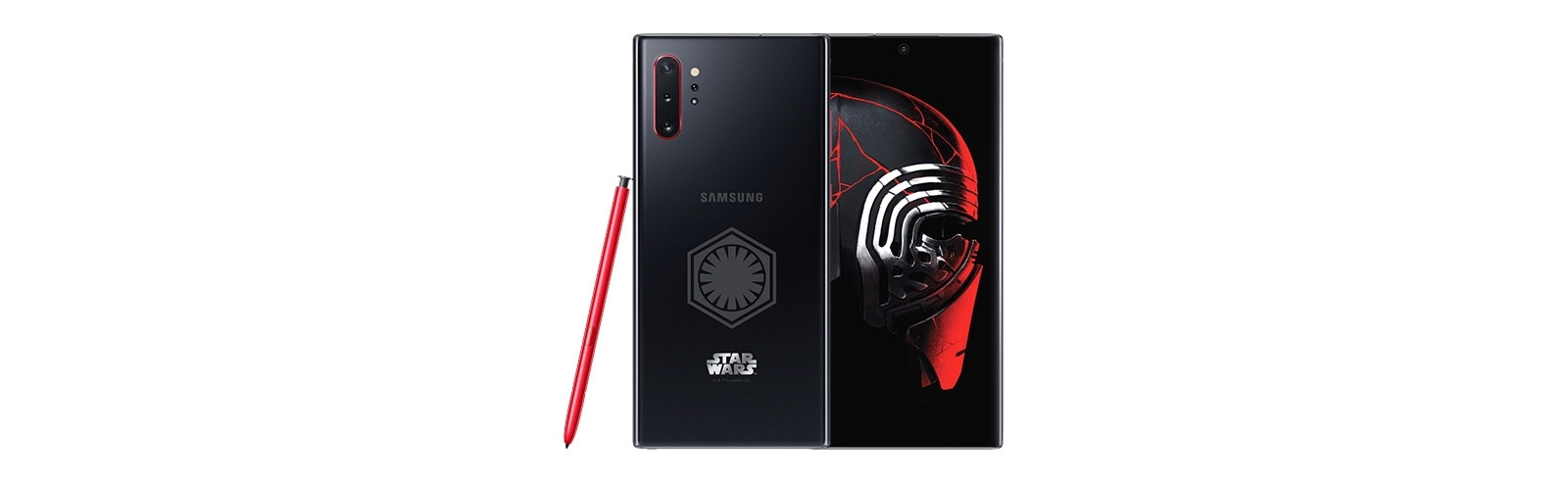 Samsung releases the Galaxy Note10+ 5G Star Wars Special Edition
