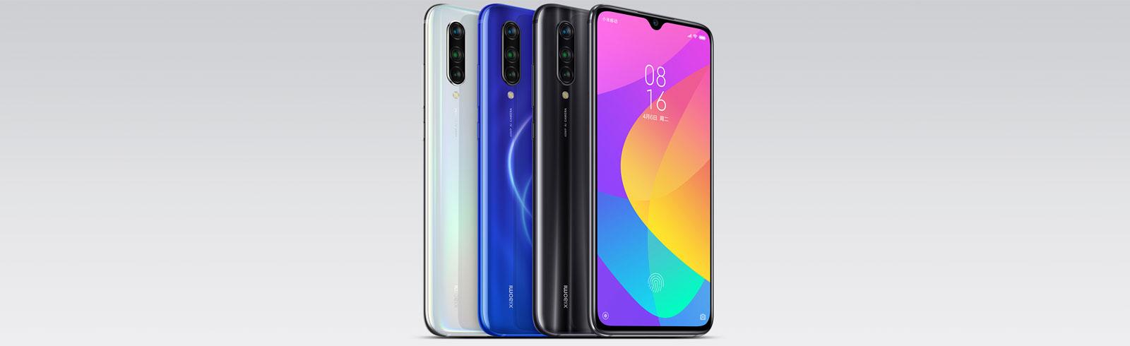 Xiaomi Mi CC9 all the official photos