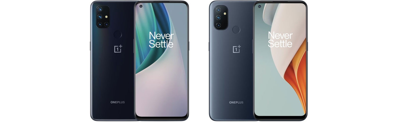 OnePlus Nord N10 5G and Nord N100 go official, will be available in Europe and the US