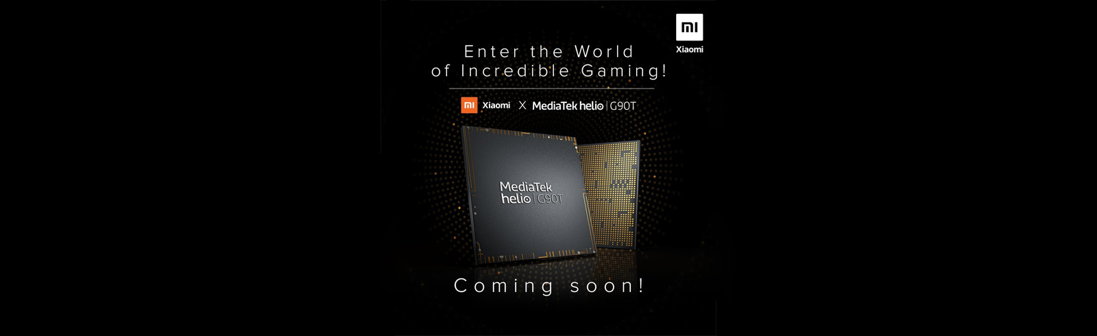 Xiaomi India will announce a Helio G90T-powered smartphone soon